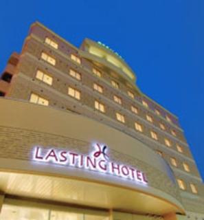 ラスティングホテル施設全景
