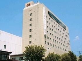 会津若松ワシントンホテル施設全景