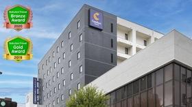 コンフォートホテル仙台西口施設全景