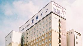 東横イン松本駅前本町施設全景