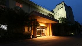 湯谷観光ホテル泉山閣施設全景