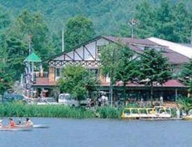 プチホテル 湖の美施設全景