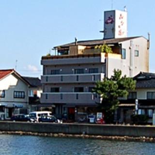 小天橋温泉 割烹旅館 みなと荘施設全景