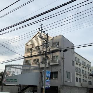 福岡ユースホステル施設全景