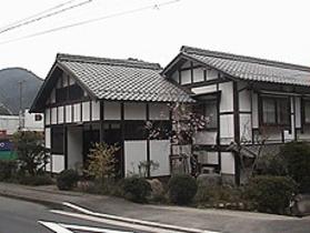 民宿 きつね(喜津祢)施設全景