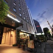 リッチモンドホテル東京芝施設全景