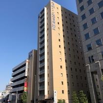 名鉄イン名古屋駅前施設全景
