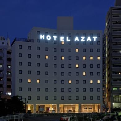 ホテルアザット那覇施設全景