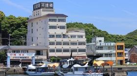 南紀勝浦温泉 くつろぎの宿 料理旅館 万清楼