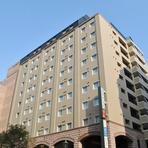 ホテルルートイン横浜馬車道施設全景