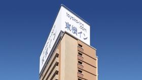 東横イン大阪阪急十三駅西口施設全景