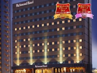 リッチモンドホテル山形駅前施設全景