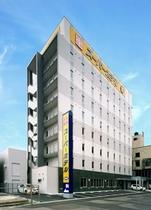 スーパーホテル函館 天然温泉「漁火の湯」(2020年4月2日リニューアルオープン)施設全景