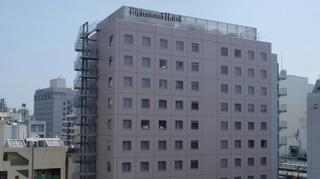 リッチモンドホテル熊本新市街施設全景