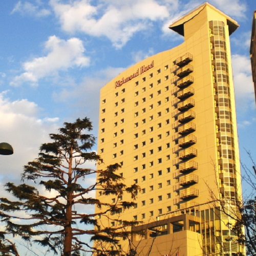 武蔵 リッチモンド 小杉 ホテル