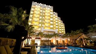 Okinawa Spa Resort EXES(沖縄スパリゾート エグゼス)施設全景