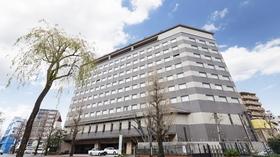 アークホテル熊本城前 −ルートインホテルズ−施設全景