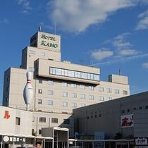 ホテルカモ [HOTEL KAMO]施設全景