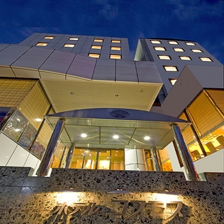 ビジネスホテル コスモス徳島施設全景