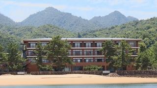 宮島シーサイドホテル施設全景