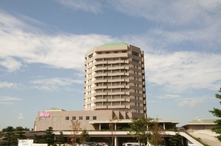 仙台ヒルズホテル(旧:仙台ジョイテルホテル)施設全景