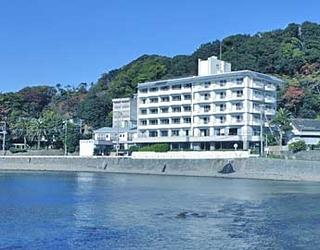下田海浜ホテル施設全景
