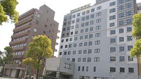 熊本県庁前グリーンホテル施設全景