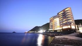 ラグジュアリー 和 ホテル 風の薫UMI施設全景