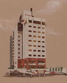 第二サンライズホテル施設全景
