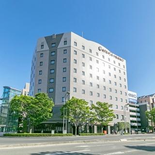 ホテルサンルート長野東口施設全景