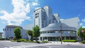 JMSアステールプラザ 広島市国際青年会館施設全景