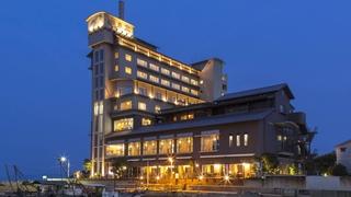鞆の浦温泉 ホテル鴎風亭施設全景