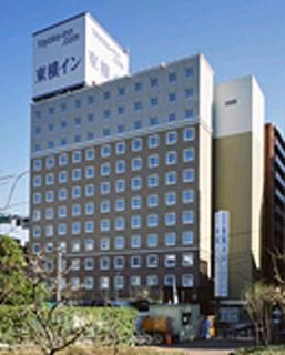 東横イン東京駅新大橋前施設全景