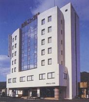 ホテルニューうすき施設全景