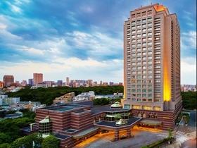 ウェスティンホテル東京施設全景