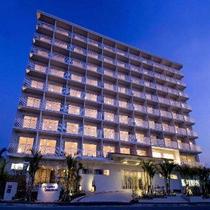 ホテルグランビューガーデン沖縄施設全景