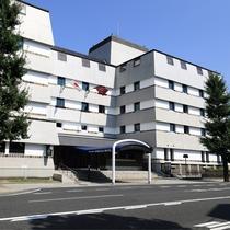 倉敷国際ホテル施設全景