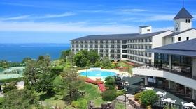 小豆島温泉 リゾートホテルオリビアン小豆島 <小豆島>施設全景