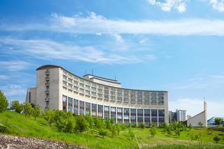 三田ホテル施設全景