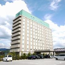 ホテル ルートイン彦根施設全景