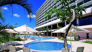 サザンビーチホテル&リゾート沖縄施設全景