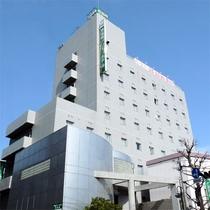 南福岡グリーンホテル施設全景