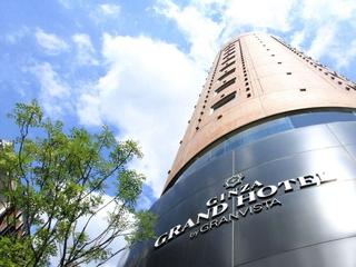 銀座グランドホテル施設全景