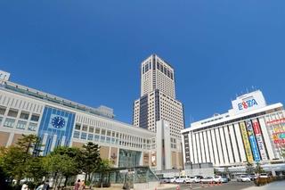 JRタワーホテル日航札幌施設全景