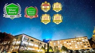 ロイヤルホテル 八ヶ岳(旧:大泉高原八ヶ岳ロイヤルホテル)施設全景