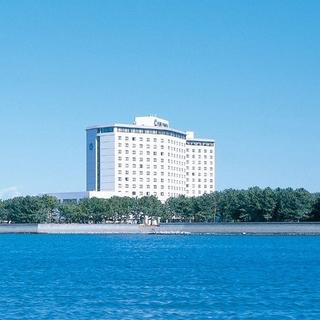 THE HAMANAKO(ザ 浜名湖)(旧:浜名湖ロイヤルホテル)施設全景