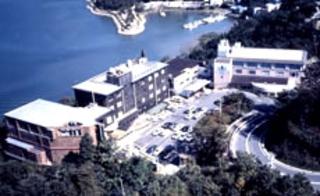 恵那峡グランドホテル施設全景