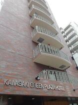 川崎グリーンプラザホテル施設全景