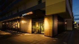 スーパーホテル飛騨・高山施設全景