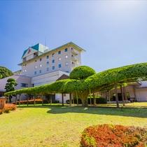 ホテル グリーンヒル<鹿児島県>施設全景